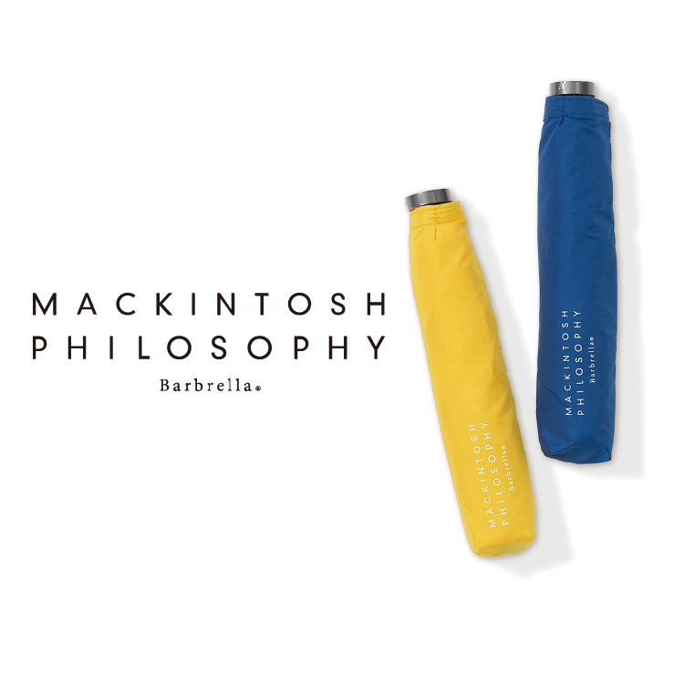 MACKINTOSH PHILOSOPHY Barbrella