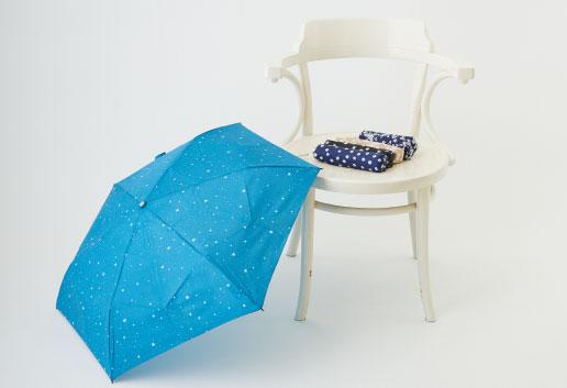 3秒で折りたためる傘「urawaza」